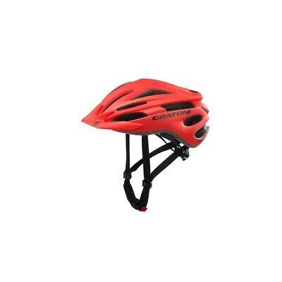 Cratoni - Pacer+ - Farbe: red matt - Größe: L - XL...