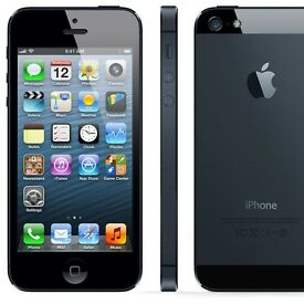 iPhone 5 unlock 16GB Mobile Smartphone unlocked black