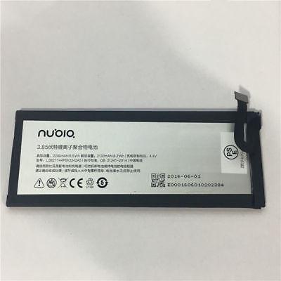 Original Battery Li3821T44P6h3342A5 For ZTE Nubia Prague NX513J m5M 2200mAh