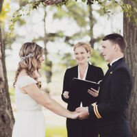 Clergy & Wedding Commissioners Needed across Alberta !