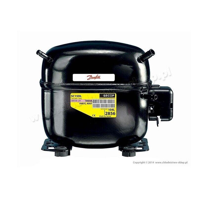 230V compressor Danfoss SC15DL 104L2856 195B0089 made by Secop R404A R407C  R507   in Bethnal Green, London   Gumtree