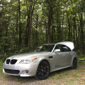 2006 BMW 5-Series Berline 530XI with M5 Package