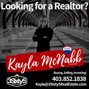 Calgary Realtor - Kayla McNabb
