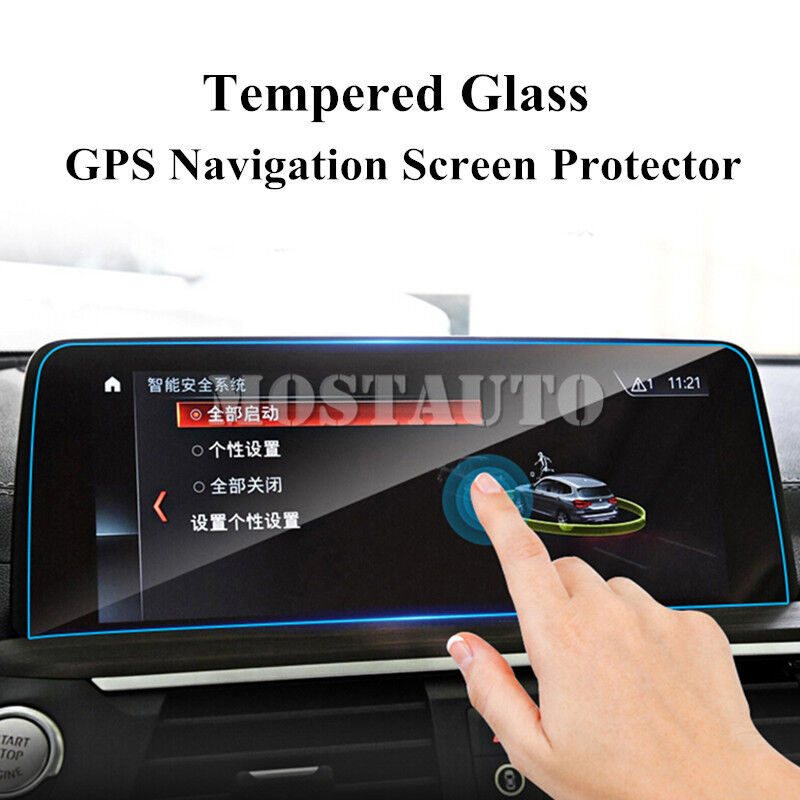 Tuff Protect Anti-glare Screen Protectors for 2013 Mercedes Benz GL450 2pcs
