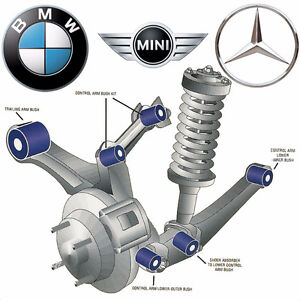 Front & Rear Shock/Coil Spring/Lower & Upper Control Arm/Bushing Cambridge Kitchener Area image 2