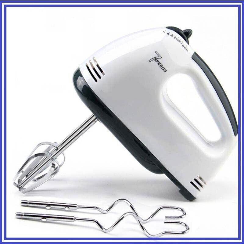 Sbattitore elettrico frullatore frusta impastatore montapanna impastatrice