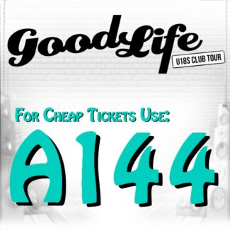 A144 – WILL SPARKS Good Life Sept. 2015 Tour Promo Code Discount Sydney City Inner Sydney Preview