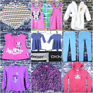 136 Kids Clothing Pieces - Excellent Brands and Condition!