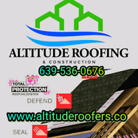 Altitude roofing and construction www.altituderoofers.co
