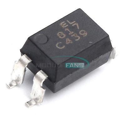 20pcs Optocoupler Sharp Sop-4 Smd-4 Pc817 Pc817c