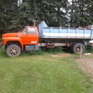 1991 Dump Truck