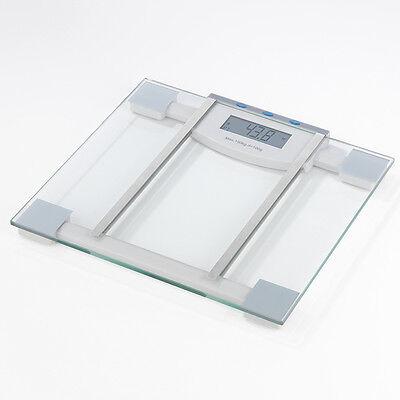 vitalmaxx Körperanalysewaage 7in1 Fett Analyse Personen Waage