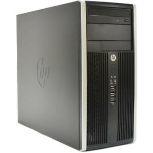 Hp 6300 Core i5 3470 3.20GHz 4GB 500GB HD/win 10 Pro 64 Bit• I