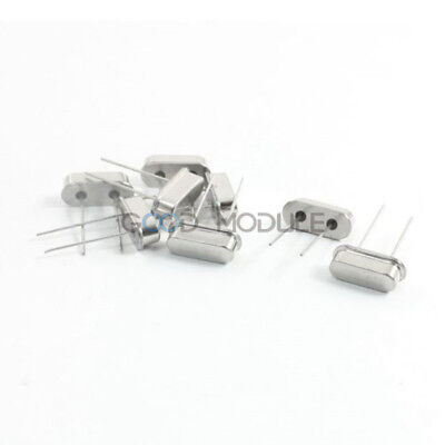 15pcs Kinds Of Values Crystal Oscillator Assortment 4-48mhz Kit Dip Diy Set