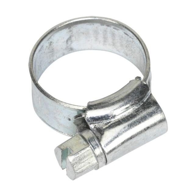 Sealey Hose Clip Ø8-14mm Pack of 30 SHC000