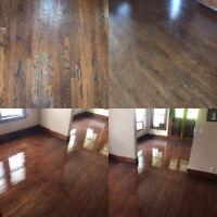 HARDWOOD FLOOR CLEANING | 519-900-3978