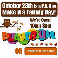 PA Day...Family Day