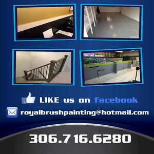 Royal Brush Painting Inc.  *SUMMER DISCOUNT OFFER ON NOW*