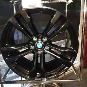 BMW WINTER Wheel Package X1, X3, X5, X6, 3, 4, 5, 6 and 7 series
