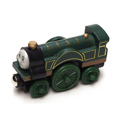 Emily Thomas The Tank Engine Wooden Train. Magnetic Brand Compatible. UK