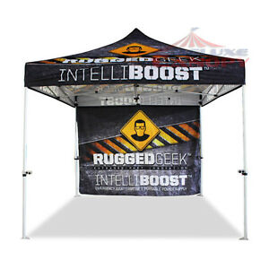 DELUXE CANOPIES CANADA CANOPY TENTS, FLAGS, TABLE COVERS Windsor Region Ontario image 3