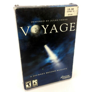 Voyage A Journey Beyond Reality PC Video Game Jules Verne