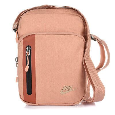 Rosa Tasche Organizer (NIKE CORE SMALL ITEMS Schultertasche Umhängetasche Organizer Track Bag Tasche )