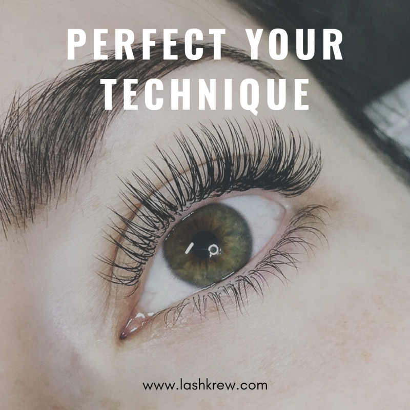 Eyelash Extension Training Calgary 100 New Year Discount