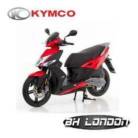 Kymco Agility City Plus 125 - 2 year warranty - Learner legal