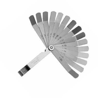 Mesurement Feeler Gauge Set 102mm Blade Thickness Inspection Metalworking