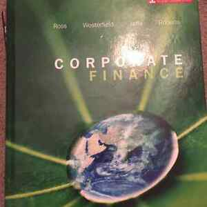 Corporate Finance, 7th Canadian Edition Kitchener / Waterloo Kitchener Area image 1