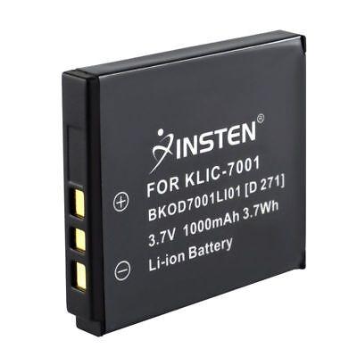 Insten Battery For KODAK KLIC-7001 EASYSHARE V550 V570 M863