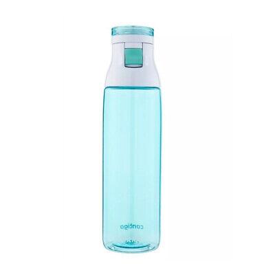 Contigo Jackson Reusable Water Bottle, 24oz, Grayed Jade 1 ea (Pack of 9) - Reusable Water Bottles Bulk
