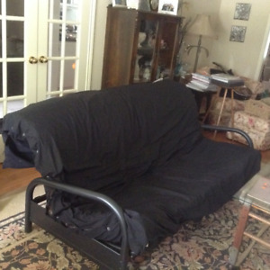Futon/bed/couch excellent condition