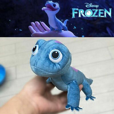 Plüschtier Frozen 2 Bruni Feuerelement Stofftiere Eidechse Spielzeug Geschenk