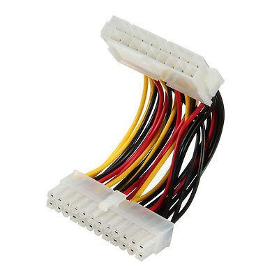 ATX Netzteil Adapter 20 24 polig 20 PIN Netzteil an 24 PIN Mainboard ATX 15 cm