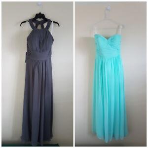 DISCOUNTED BRIDESMAID DRESSES