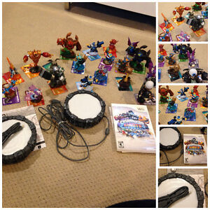 Skylanders Giants Game, Portals and Figures for Wii or Wii U