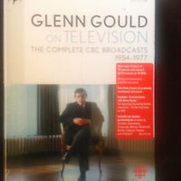 New! Glenn Gould- Complete Broadcasts 1954-1977