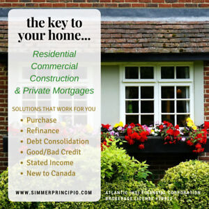 Get pre-approved for a mortgage. Let us help.