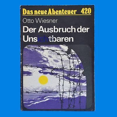 DDR   DNA 3 Hefte   Das neue Abenteuer - Heft 420 421 und 422