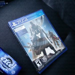 Destiny (BNIB)(Sealed)