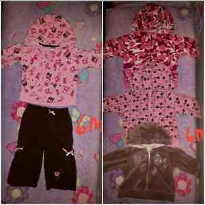 Girls 6 Months Clothing Lot