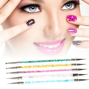 5pc-Set-Two-Way-Nail-Art-Pens-Dotting-Manicure-Tools-Painting-Drawing-Polish-Pen