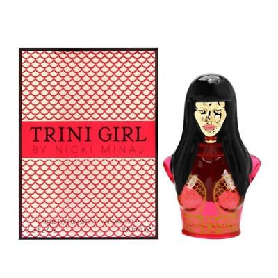 Trini Girl Nicki Minaj 3 4 3 3 Oz 100 Ml Women Perfume Edp Spray New In Box