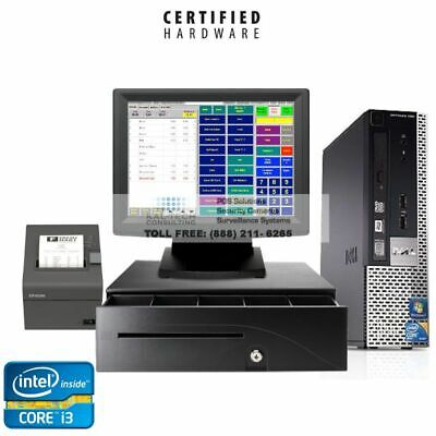 Aldelo Dell Pos Hardware Only I3 4gb Aldelo Pos Restaurant Pos - Free Support