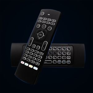 MX3 Air Mouse / Keyboard / Remote for Kodi XBMC, Tablet or Smart