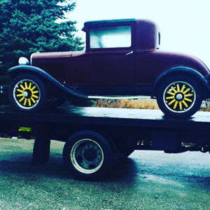 Mikes  city 2 city towing/discounted long haul rates