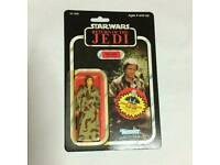 STAR WARS WANTED GREAT PRICES PAID