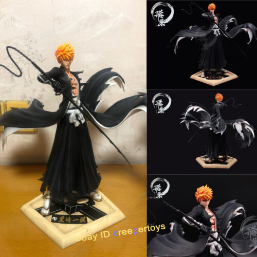 BLEACH FlyLeaf Kurosaki Ichigo Resin Figure Statue GK Model Kits Studio IN STOCK